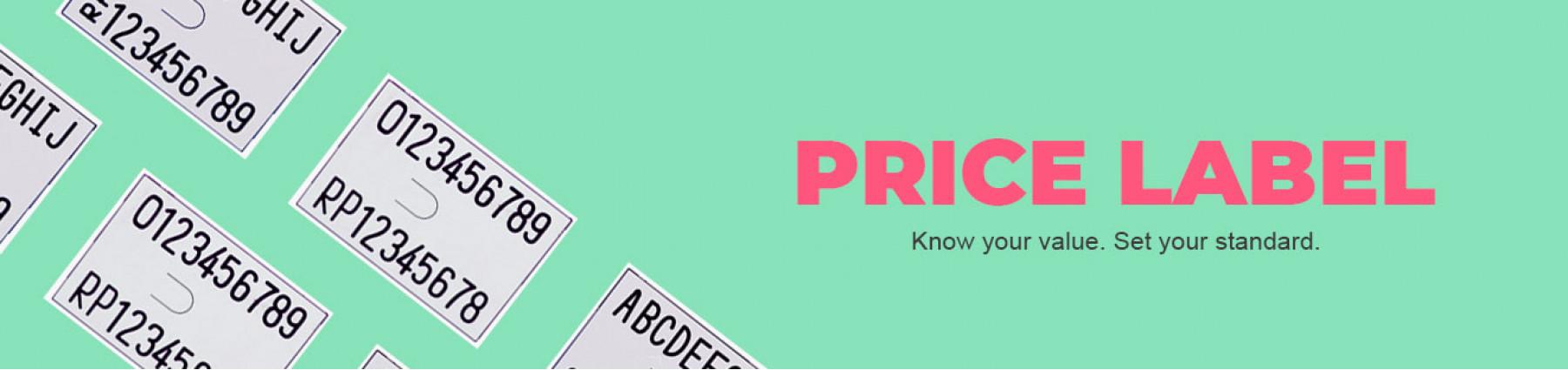 Price Label