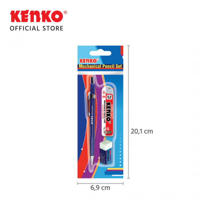 MECHANICAL PENCIL MPS-01 Blister Card