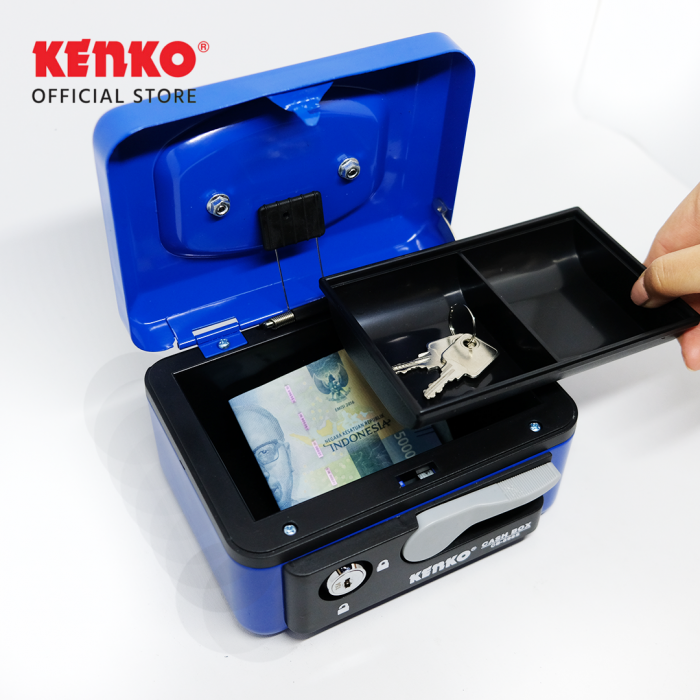 Cash Box CB - 898 Small