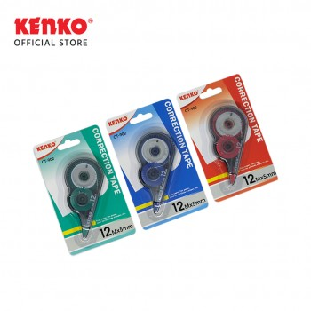 CORRECTION TAPE CT-902 (12 M x 5 Mm)