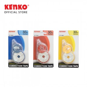 CORRECTION TAPE CT-3001 (30 M x 5 Mm)