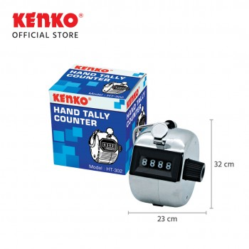 HAND TALLY COUNTER HT-302