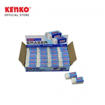 ERASER ERW-40SQ - 4 PCS