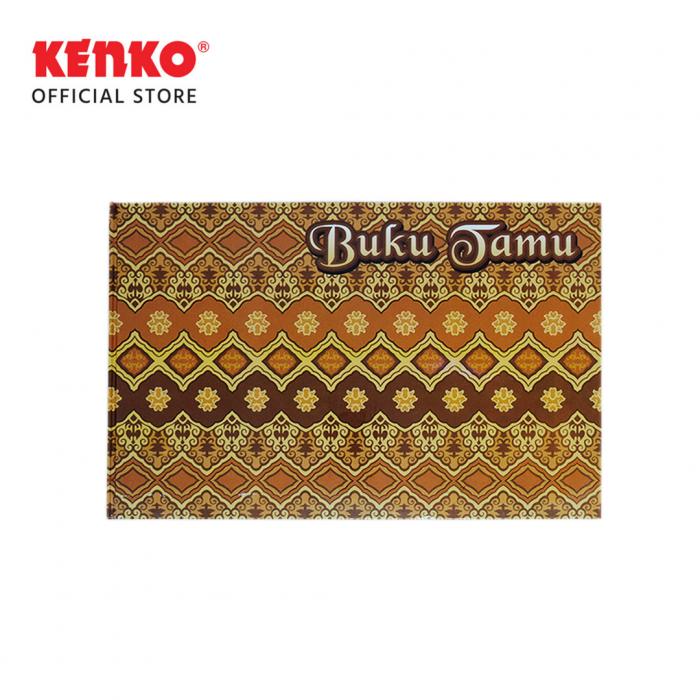 BUKU TAMU BT-2920-BTK03 (Batik-03)