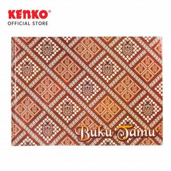 BUKU TAMU BT-3224-BTK01 (Batik-01)