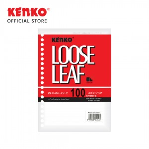 LOOSE LEAF A5-LL 100-2070 (100 Sheet)