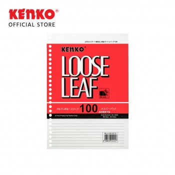 LOOSE LEAF B5-LL 100-2670 (100 Sheet)
