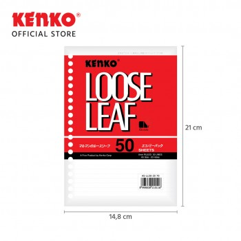 LOOSE LEAF A5-LL   50-2070 (50 Sheet)