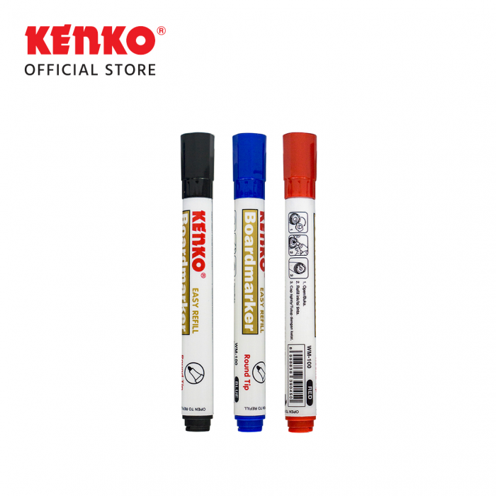 WHITEBOARD MARKER WM-100