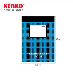 NOTA KAS KWARTO BKK-100-2K (2 Kolom 100 Lembar)