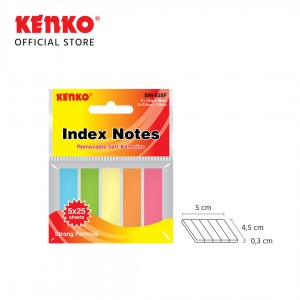 STICK NOTE INDEX SNI-525F Index Flat