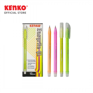 BALLPEN EASYRITE GL Mix Color 4PCS