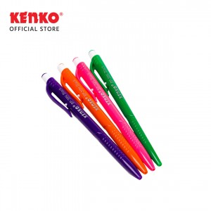 BALLPEN BP-39 N (Solid) Mix Color 4 PCS