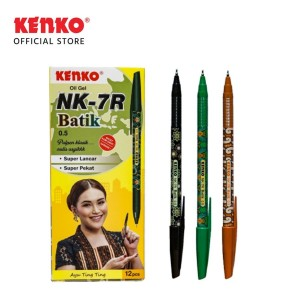 PEN GEL OIL NK-7R
