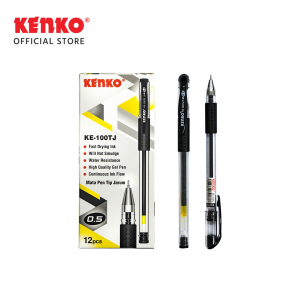 GEL PEN KE-100 TJ Black