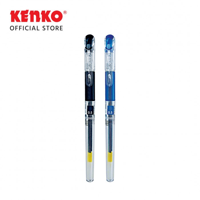 GEL PEN KE-200 (Magic Gel)