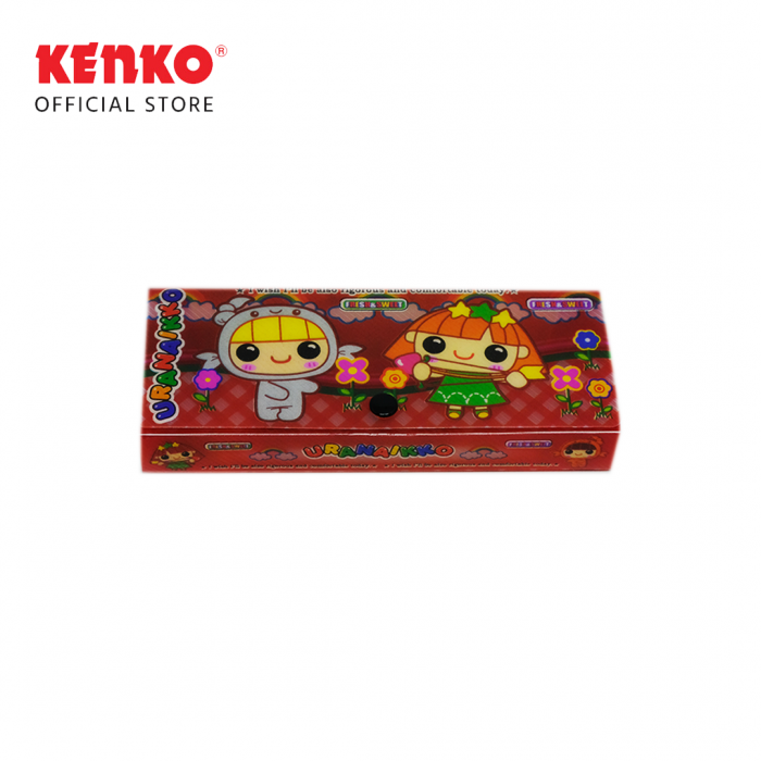 PENCIL CASE PC-0717 PVC Random Color