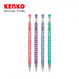 MECHANICAL PENCIL MP-707  (0.5 Mm) Random Color