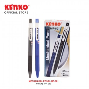 MECHANICAL PENCIL MP-801  (0.5 Mm) Random Color