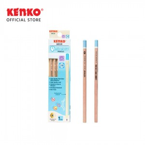 PENCIL 2B-6019 ANTIBACTERIAL DOZ