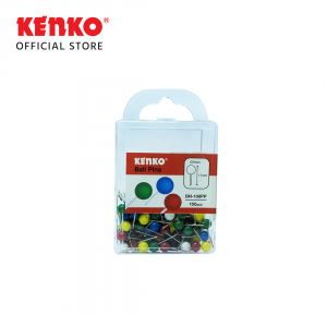 BALL PINS BN-100PP Color PP Case