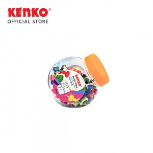 PUSH PIN PN-150JR Color Jar