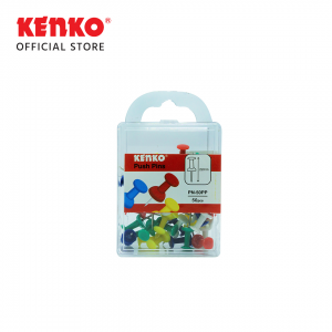PUSH PIN PN-50PP Color PP Case