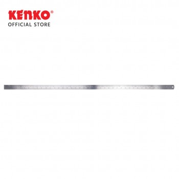 STAINLESS STEEL RULER 100CM