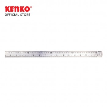STAINLESS STEEL RULER 40CM