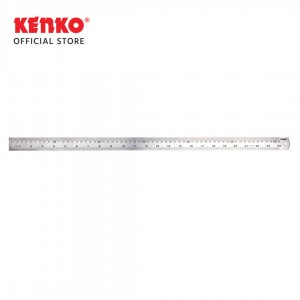 STAINLESS STEEL RULER 60CM