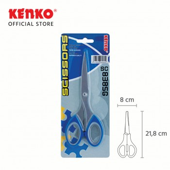SCISSOR KS-838SG Soft Grip Medium
