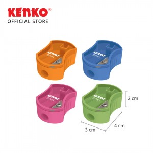 SHARPENER SP-61 Mix Color 4 PCS