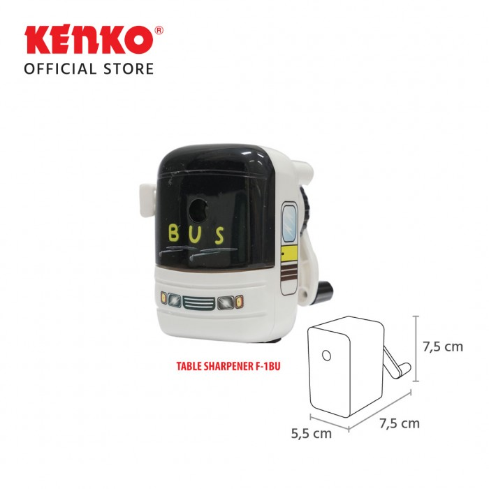 TABLE SHARPENER F-1BU Bus