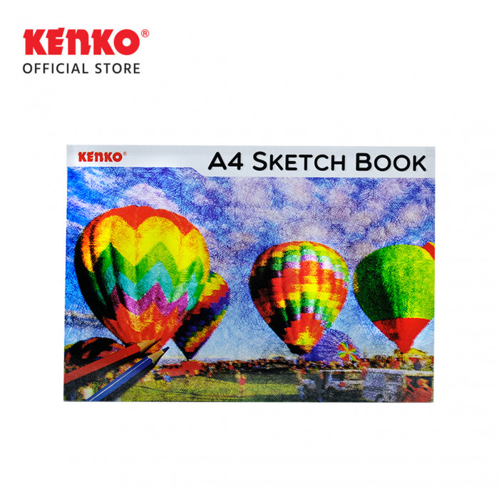 SKETCH BOOK SKB-A4-50