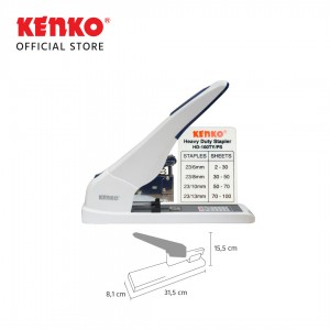 HEAVY D. STAPLER HD-100 TY/PS Power Saving