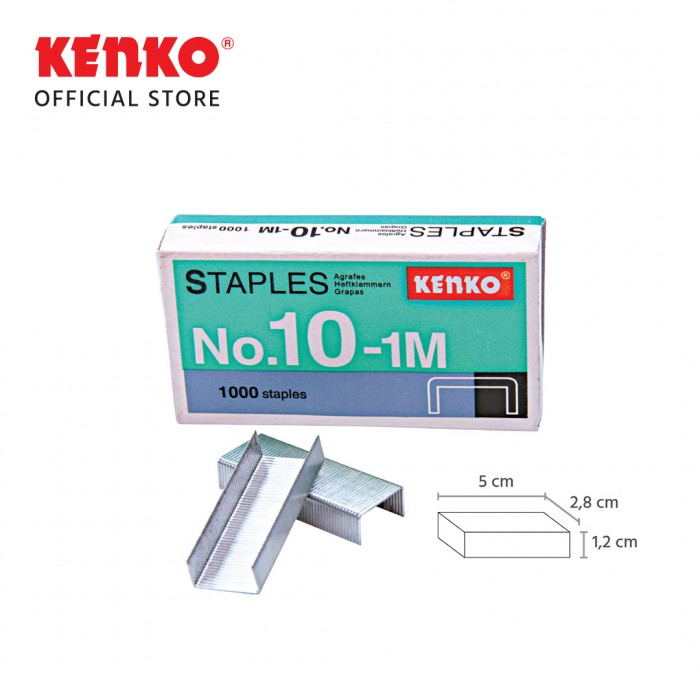 STAPLES No.10-1M