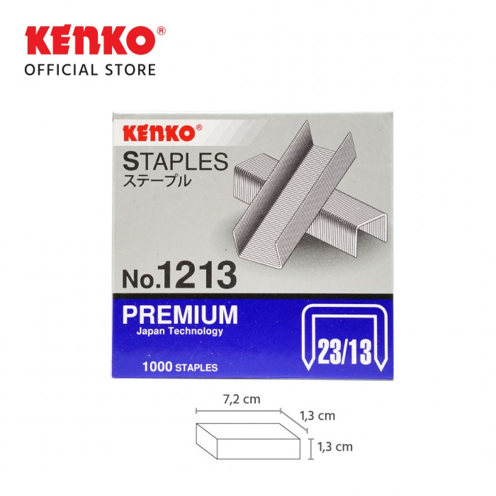 STAPLES No.1213 PREMIUM 23/13