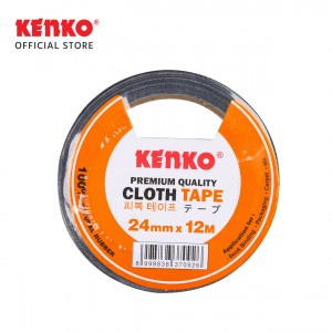 CLOTH TAPE Orange 24Mm/15Y (Card)