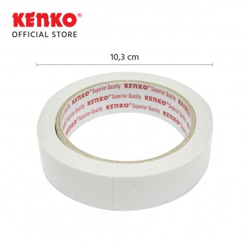 DOUBLE TAPE 24 Mm - Red Core Superior Quality