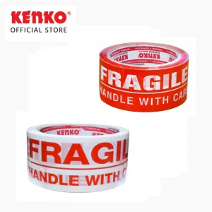 OPP TAPE FRAGILE 48 Mm - (50 M)