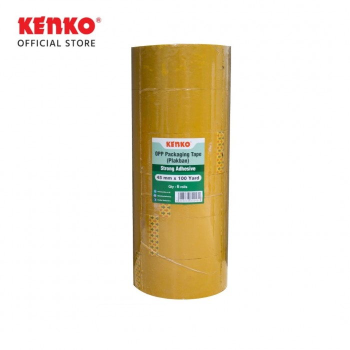 OPP TAPE 45 Mm - Green Core (100 Yard)